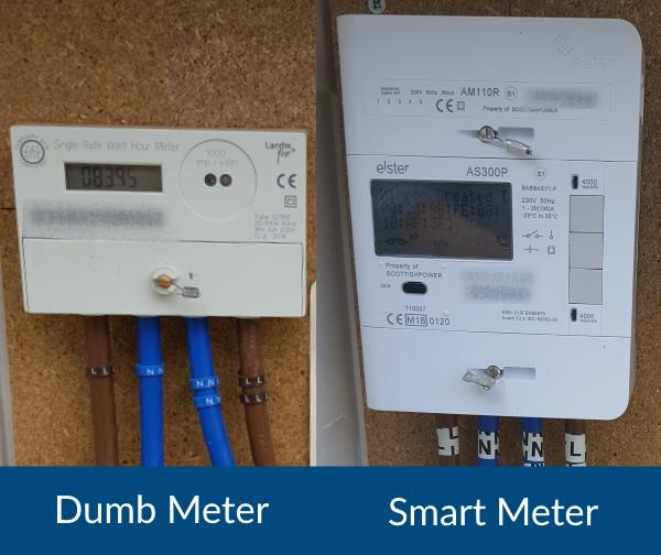 The Day I Had A Smart Meter Installed Scottishpower